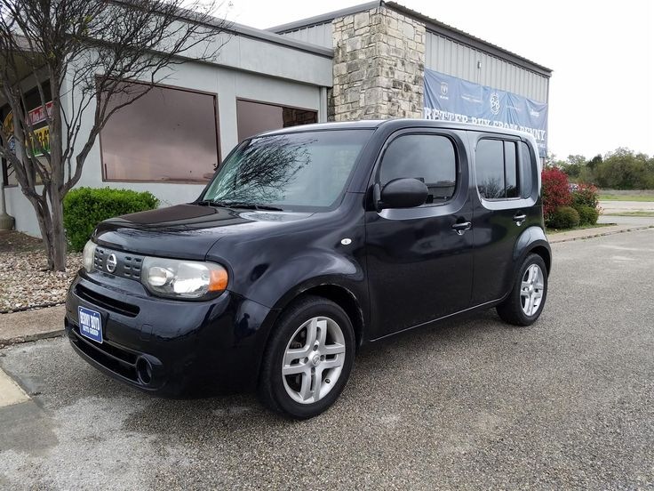 JEFFERY's new 2010 NISSAN  CUBE! Congratulations and best wishes from Benny Boyd Motor Company - Marble Falls and DEE NIXON.