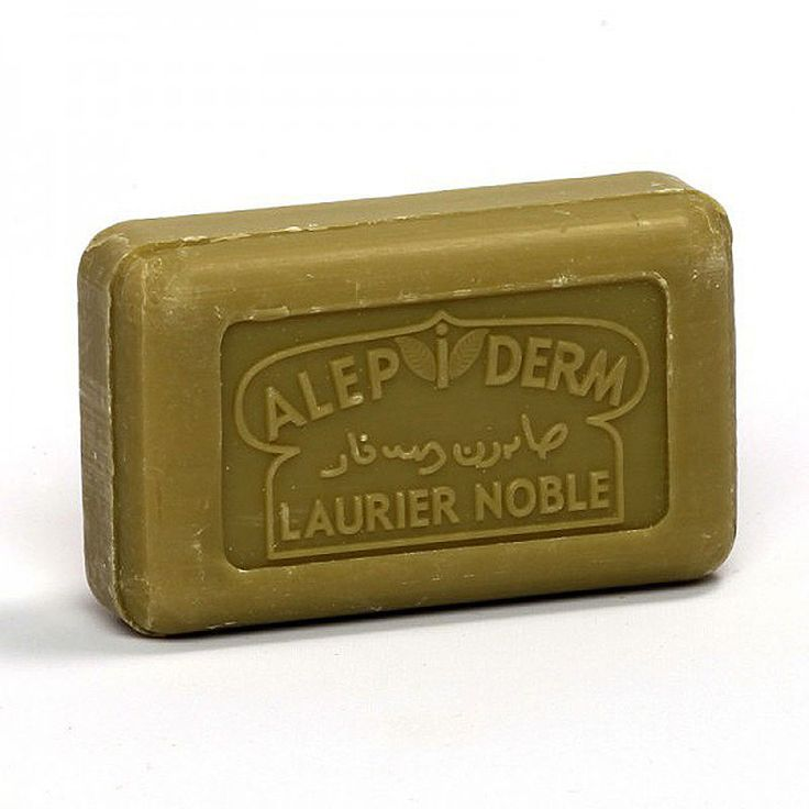 Aleppo Soaps  Laurel Oil Savons   The French Shop