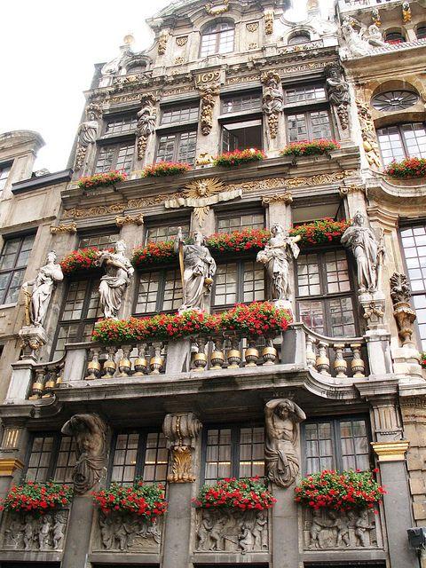 La Grand Place - Brussels, Belgium
