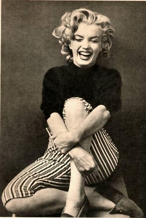 Marilyn monroe role model essay