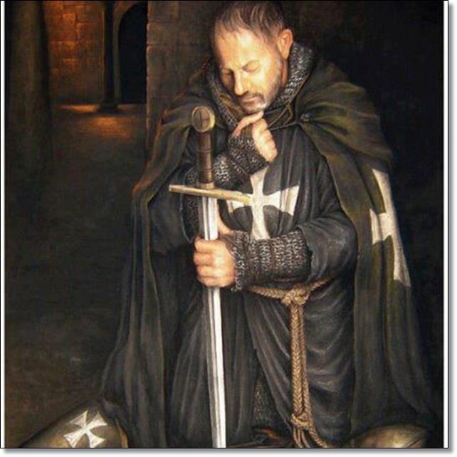 .Hospitaller Knight