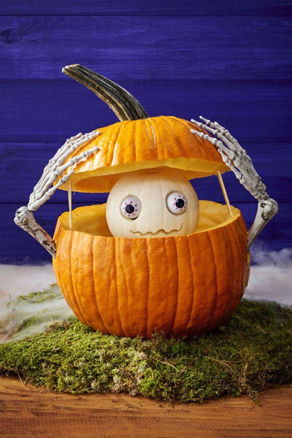 35 Cool And Unique Halloween Pumpkin Carving Ideas Pumpkin