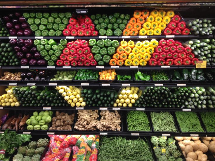 Waterfall Fruit And Veggie Displays: 17 Best Images About Produce Display On Pinterest