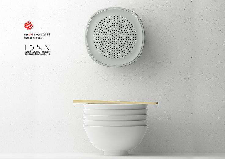 Natural dehumidifier / Water Bowl on Behance