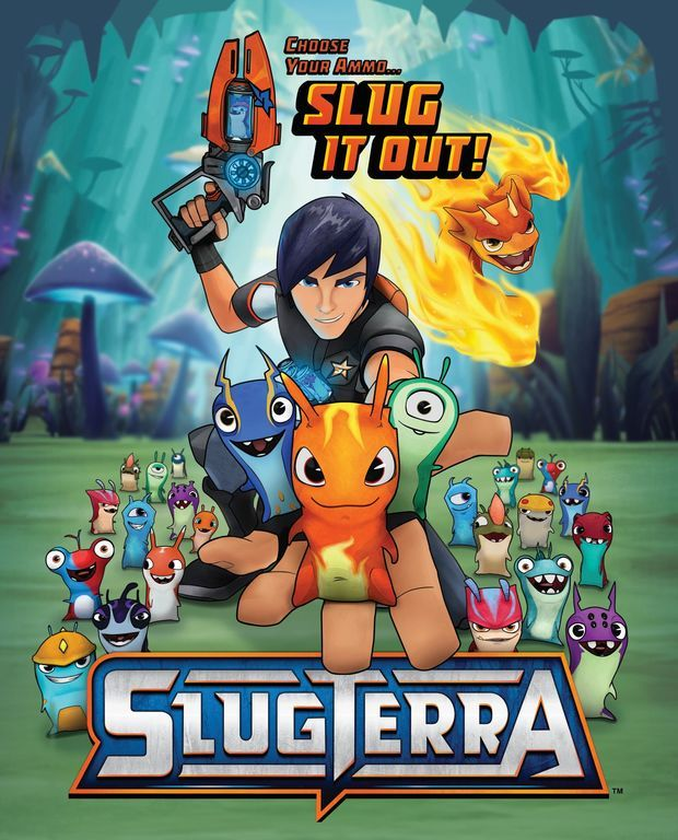 Slugterra Show Bday Party Kids Kids Pages Harry Birthday