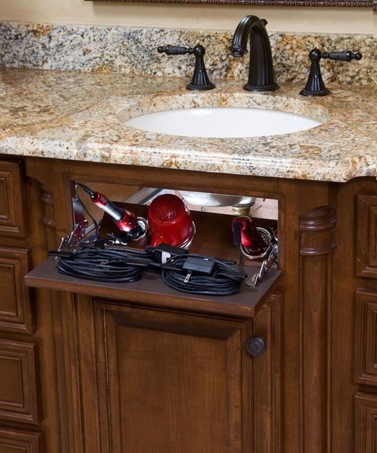 Secret bathroom storage ideas - Cool Products & Ideas Facebook post