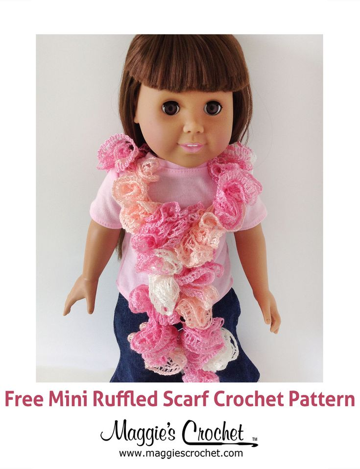 54 best images about American Girl Crochet Patterns on ...