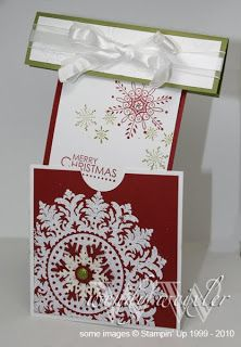 Wickedly Wonderful Creations - present card tutorial