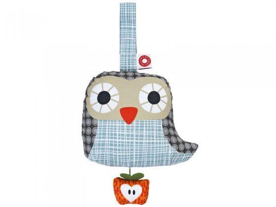 Slate Else Owl Music Mobile