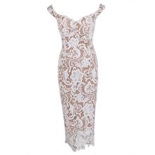 wholesale 2015 new CG962 black beige off shoulder lace cute sweet women evening party Dress(China (Mainland))