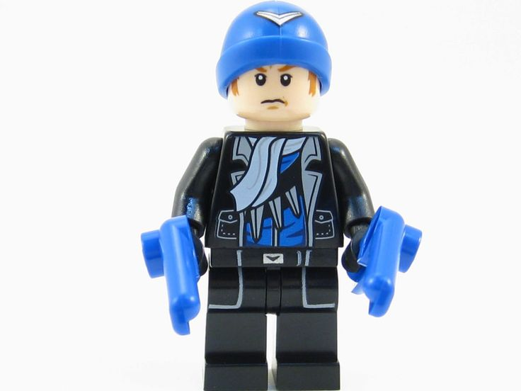 Captain Boomerang is a minifigure who appears in LEGO Batman 2: DC Super Heroes, LEGO Batman the Movie: DC Super Heroes Unite and as a downloadable character in LEGO Batman 3: Beyond Gotham. He was physically released in the 2016 set 76055 Batman: Killer Croc Sewer Smash. Captain Boomerang wears a blue cap and has a blue torso decorated with a white scarf, three boomerangs, and a blue jacket. His arms are blue with three boomerangs on them. His hips are blue and is decorated with a belt…