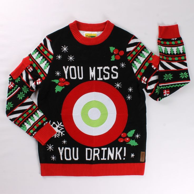 Your Guide To The Ugliest Christmas Sweaters On The Internet