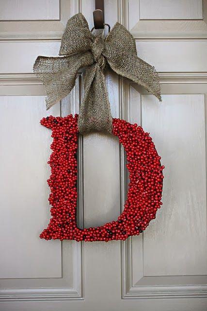Rusted Treasure: 5 Great #DIY Christmas Wreaths