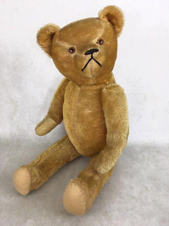Bears value teddy old Antique Bears