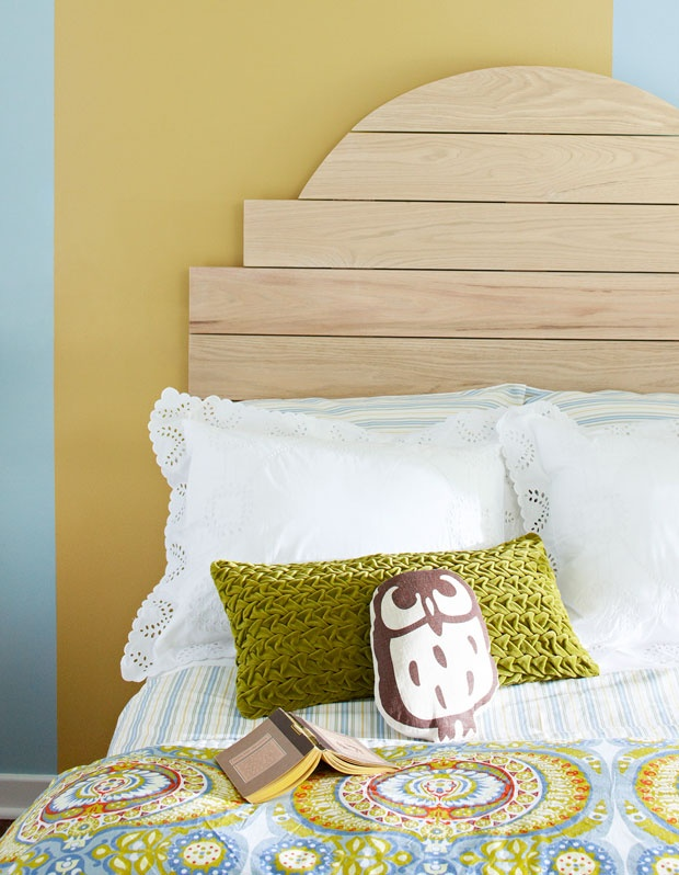 17 best images about headboards on pinterest old closet for Easy do it yourself headboard ideas
