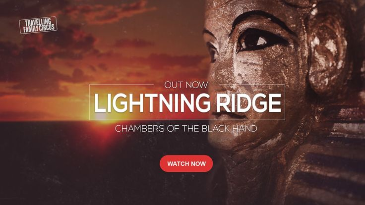 Chambers of the Black Hand Lightning Ridge Review . Discover Australia with Travelling Family Circus Adventure Show