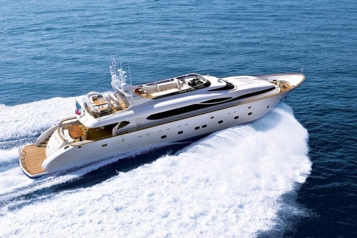 Luxury PARIS A – Motor Yacht