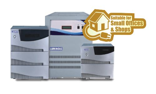 Power Saving Solutions with Luminous Inverter Dealers