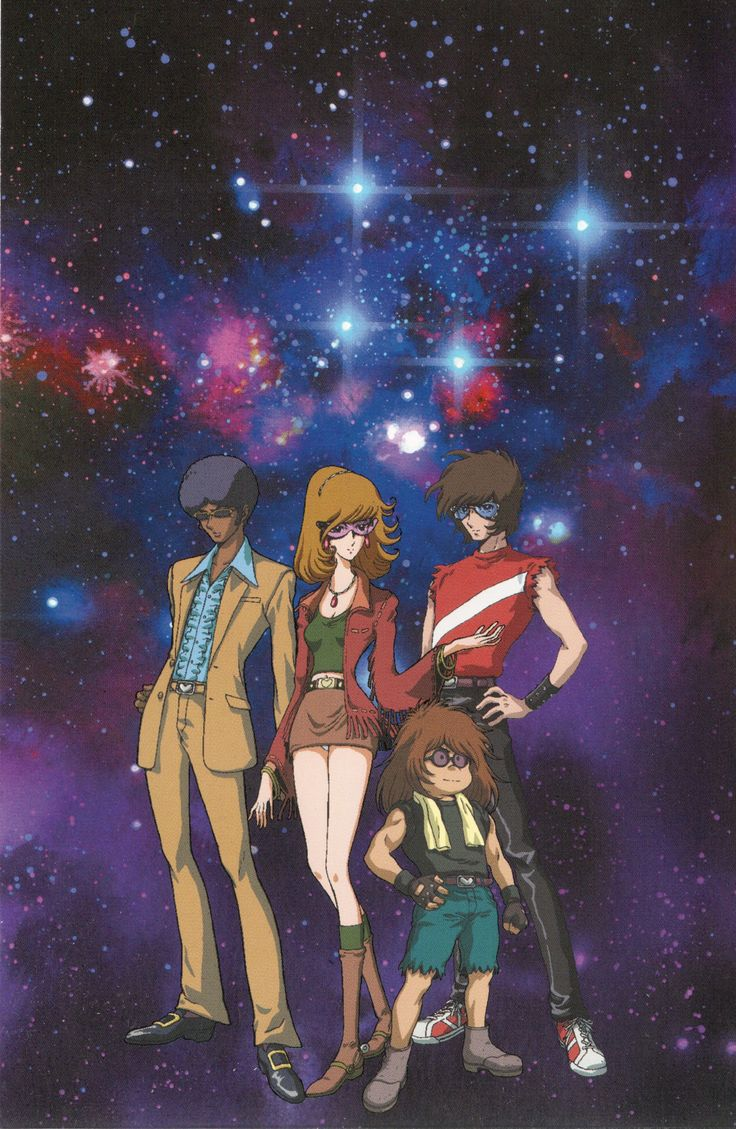 17 Best images about Interstella 5555 on Pinterest | Anime ...