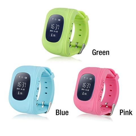 *NEW* GPS Tracker Watch For Kids $60.50 CAD