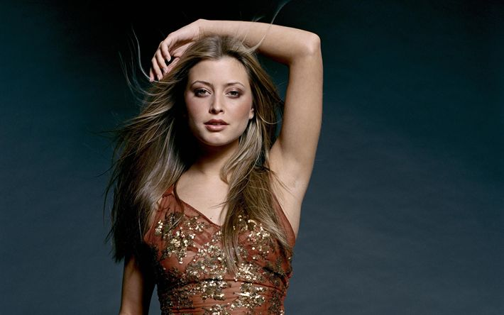 Download wallpapers Holly Valance, australian actress, fashion model, photoshoot, portrait