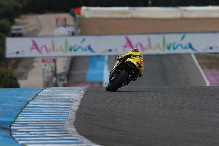 nice Photos: Luis Salom, Alex Rins, Paginas Amarillas HP 40 Pons Moto2, Jerez test