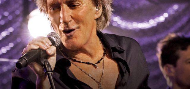 Rod Stewart Announces U.S. Tour with Cyndi Lauper