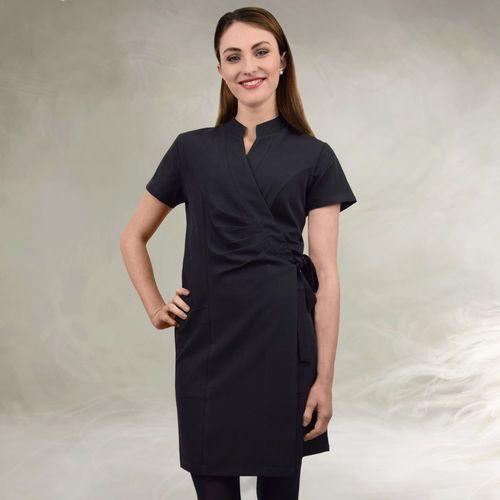 Hotel spa fashion uniform, hotel wellness kasack
