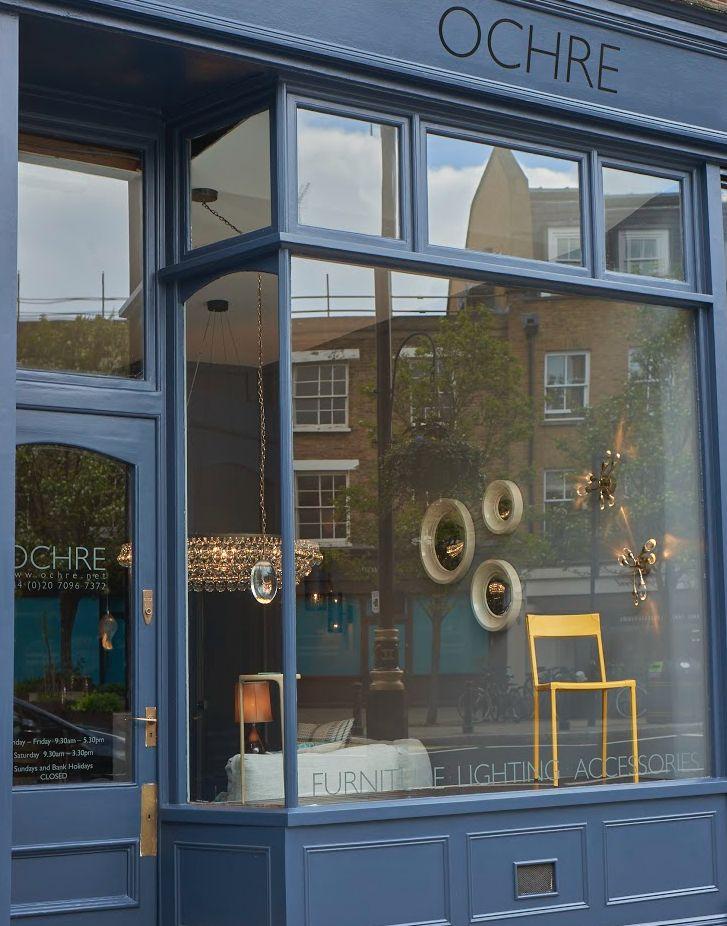 OCHRE's Pimlico Showroom http://www.ochre.net