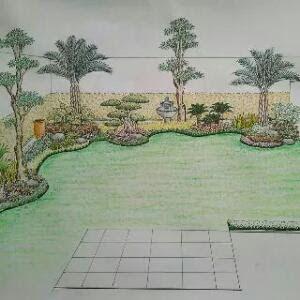 Kami bergerak di bidang lanscape siap untuk mempercantik dan mendekorasi rumah anda dengan pengadaan taman dirumah, nah disini kami menawar...