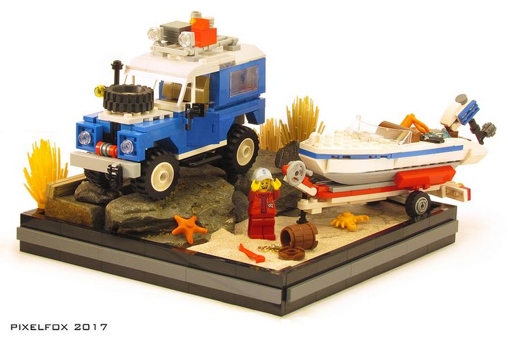 """Land Rover Series 3   """"The Best 4x4xFar"""" Set number 6698 is …   Flickr"""