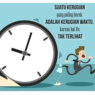 kata kata motivasi tentang waktu