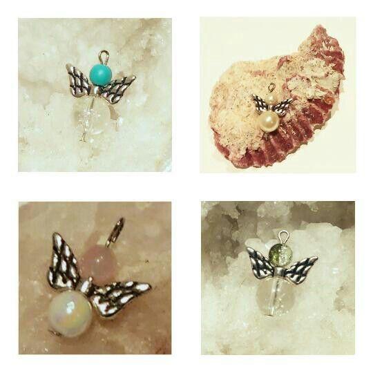 Engelen hangertjes, €3,95 verkrijgbaar bij Www.creativeartbyjessica.nl #engeltje #engeltjes #engel #angels #angel #sieraden #hangers #handmade #cadeau #gemstones #jewellery #ketting #creativeartbyjessica #hippie #boho #meditation #mindfulness #yoga #energy #love #healing #sieraden #hangers #ketting #necklace #jewelry