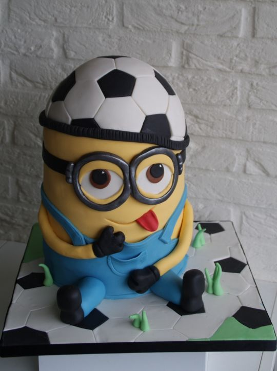 25 Best Ideas About Soccer Cakes On Pinterest Soccer