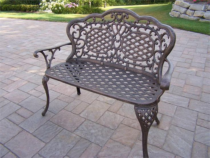 8 best Cast Aluminum Outdoor Furniture images on Pinterest