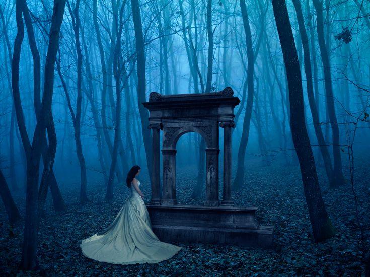 POP SURREALISM: fairytale photoshoot