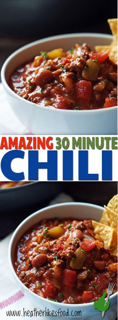 explore chili recipes