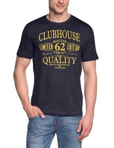 tom tailor herren t shirt 10262480010 2 print tee gr 52 54 xl. Black Bedroom Furniture Sets. Home Design Ideas