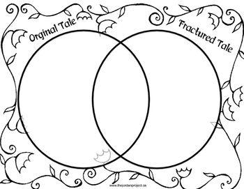 Fractured Fairytale Venn Diagram