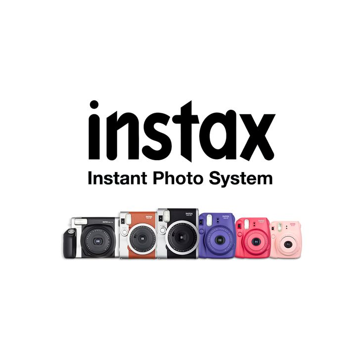 Global branding site of FUJIFILM's instant camera instax series. This site will introduce the various appealing features of instax.