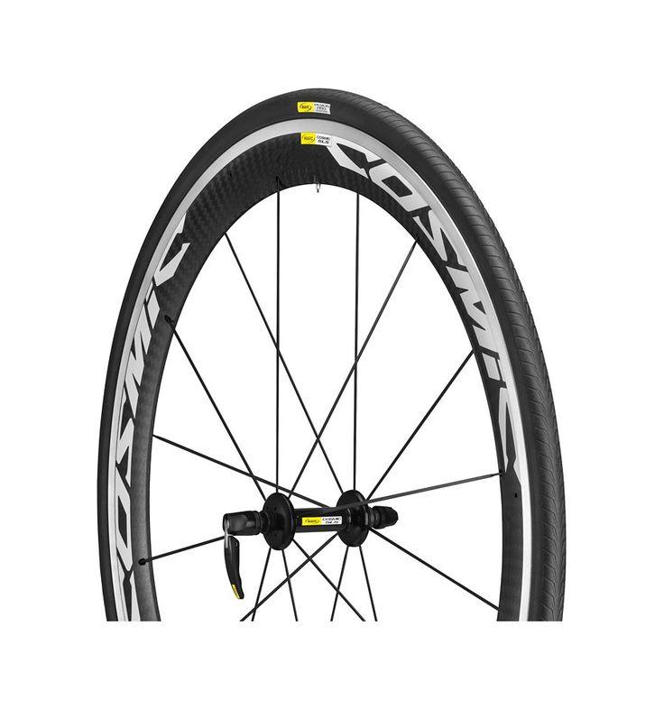 ruedas-mavic-cosmic-carbone not a bad set of wheels
