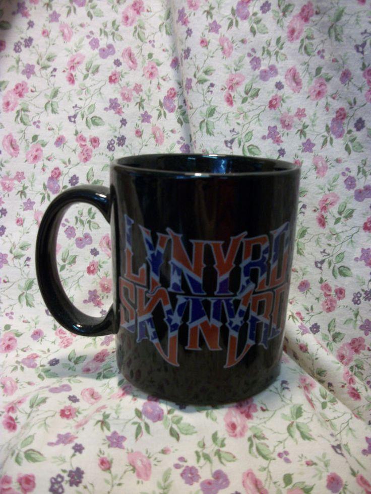 NEW LYNARD SKYNARD 12OZ COFFEE MUG  | eBay