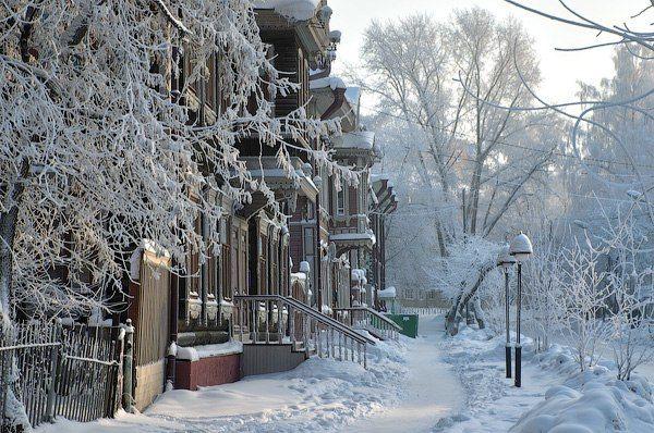Доброе утро, Томск