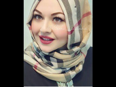 لفات حجاب تركية✔ شيشانية ✔جديدة✔2017 ❤ سهلة❤ و انيقة❤ روعة جميلة جدا لازم كل محجبة تشوفها لا تفوتكم - YouTube