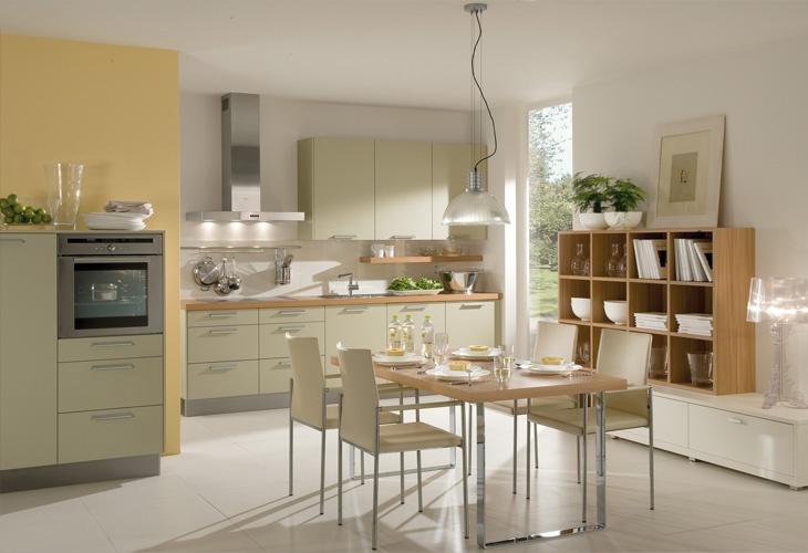 25 besten gr ne k chen bilder auf pinterest gr ne k che k chen und k chen design. Black Bedroom Furniture Sets. Home Design Ideas