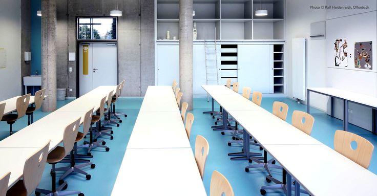 Prälat-Diehl-Schule Groß-Gerau, Germany Loewer + Partner Architekten