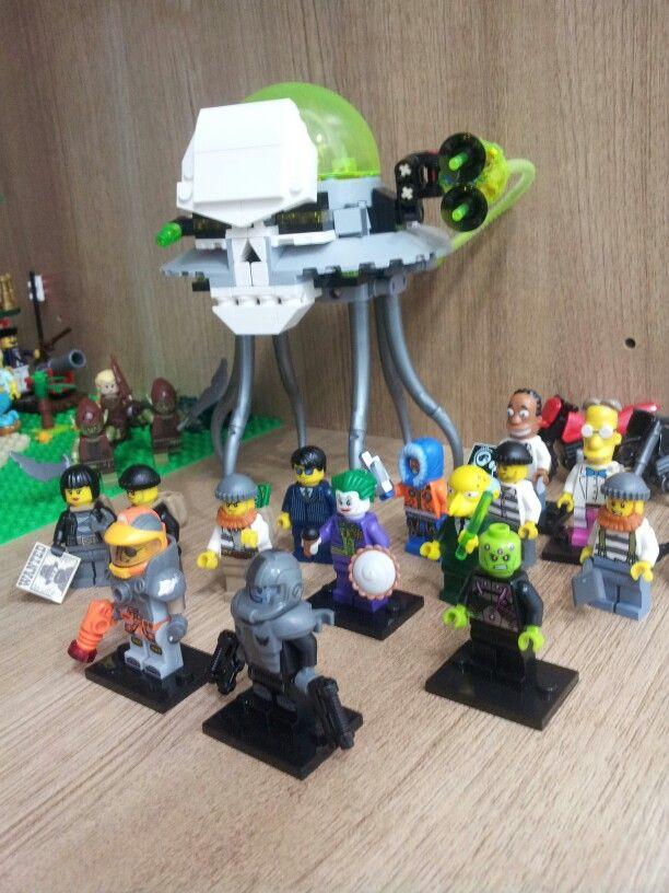 #Lego #Joker #Braniac