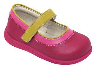 1-3 YEARS Celeste Berry >>> Girls Leather Shoe Winter 2014, $69.95 AUD *Australia and NZ customers only. Check out this shoe on SeeKaiRun.com.au