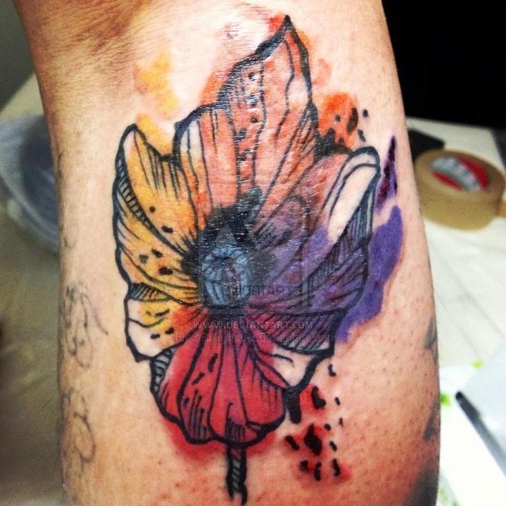 110 besten abstract art tattoos bilder auf pinterest. Black Bedroom Furniture Sets. Home Design Ideas
