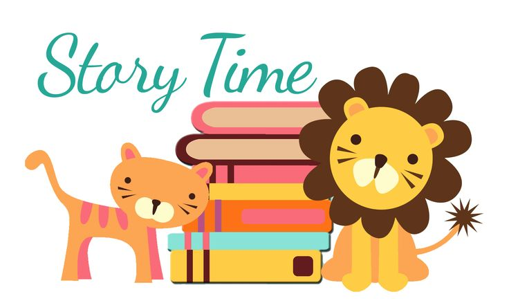 Storytime schedule at Benton County Public Library